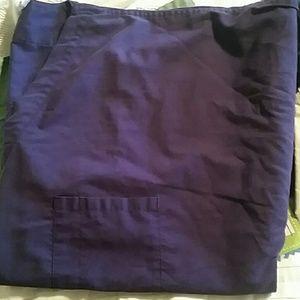 Scrub shirts